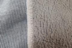 Wool sherpa